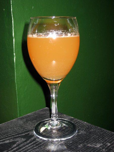 Chalice of Kratom tea