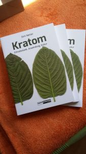 Interview with Dirk Netter, author of the first German language book about kratom
