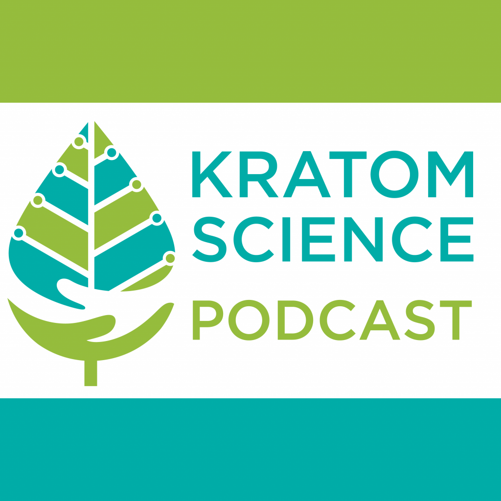 Kratom Science Podcast logo